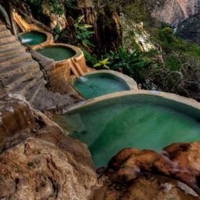 Un paisaje para relajarte: Grutas de Tolantongo
