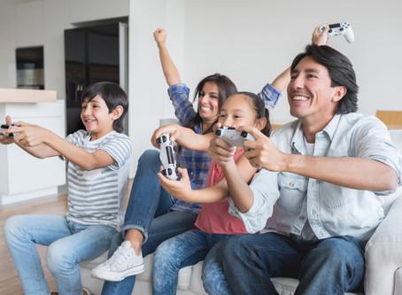 Jogos de Vídeo Game para Crianças em 2020