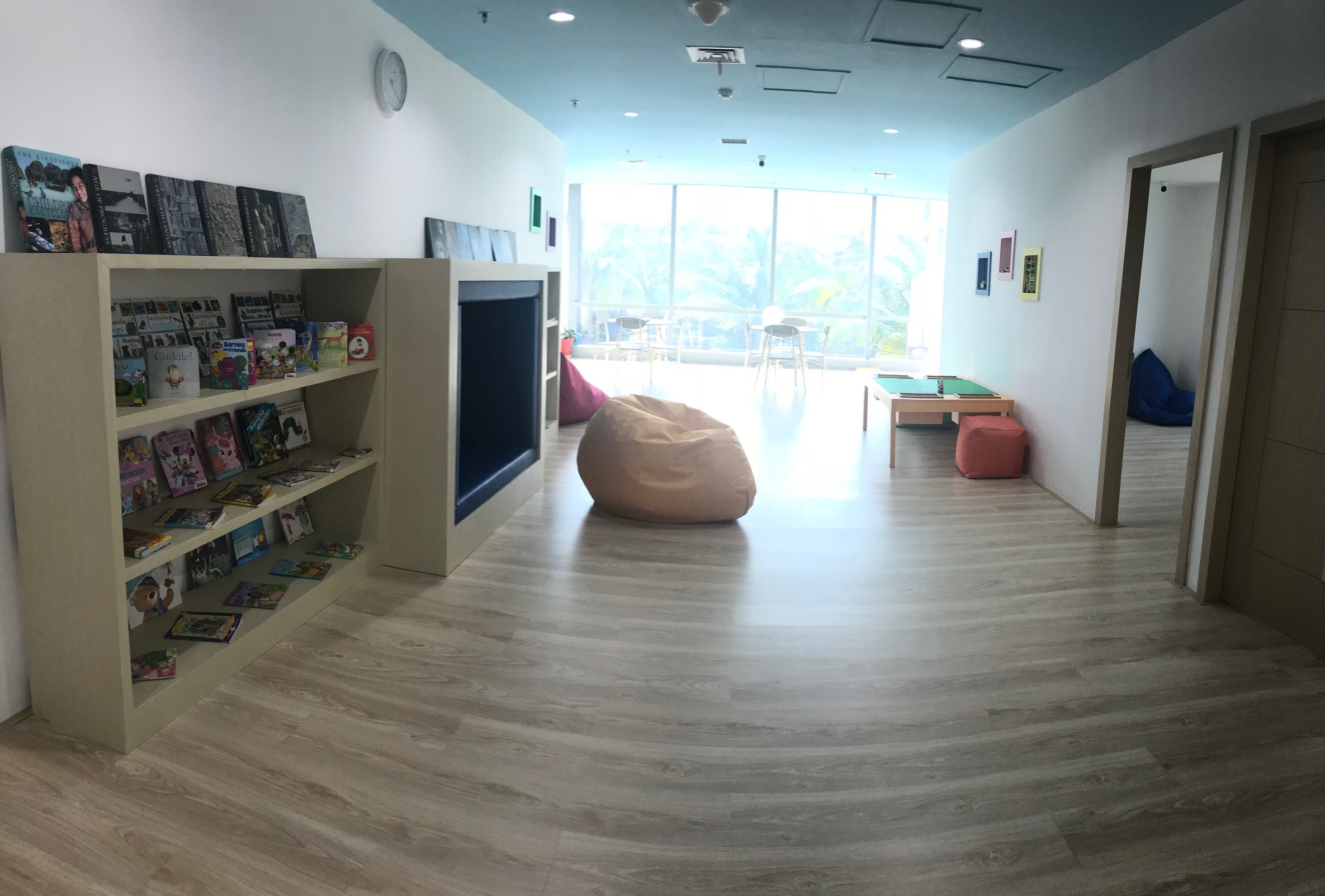 Main Hall - Library