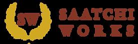 Saatchi Works Logo - Copyright