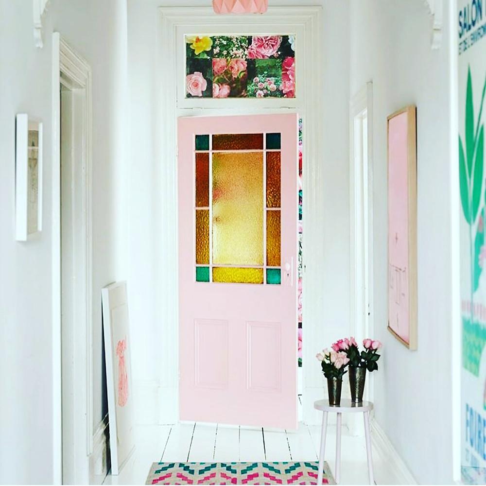 Shabbychic door