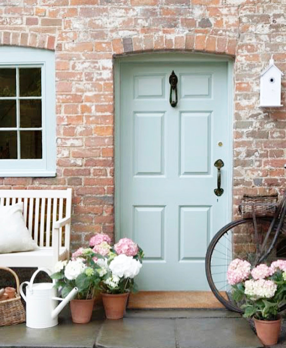 country door decor
