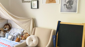 3 Easy and Simple Tips to Refresh your Kids' Rooms