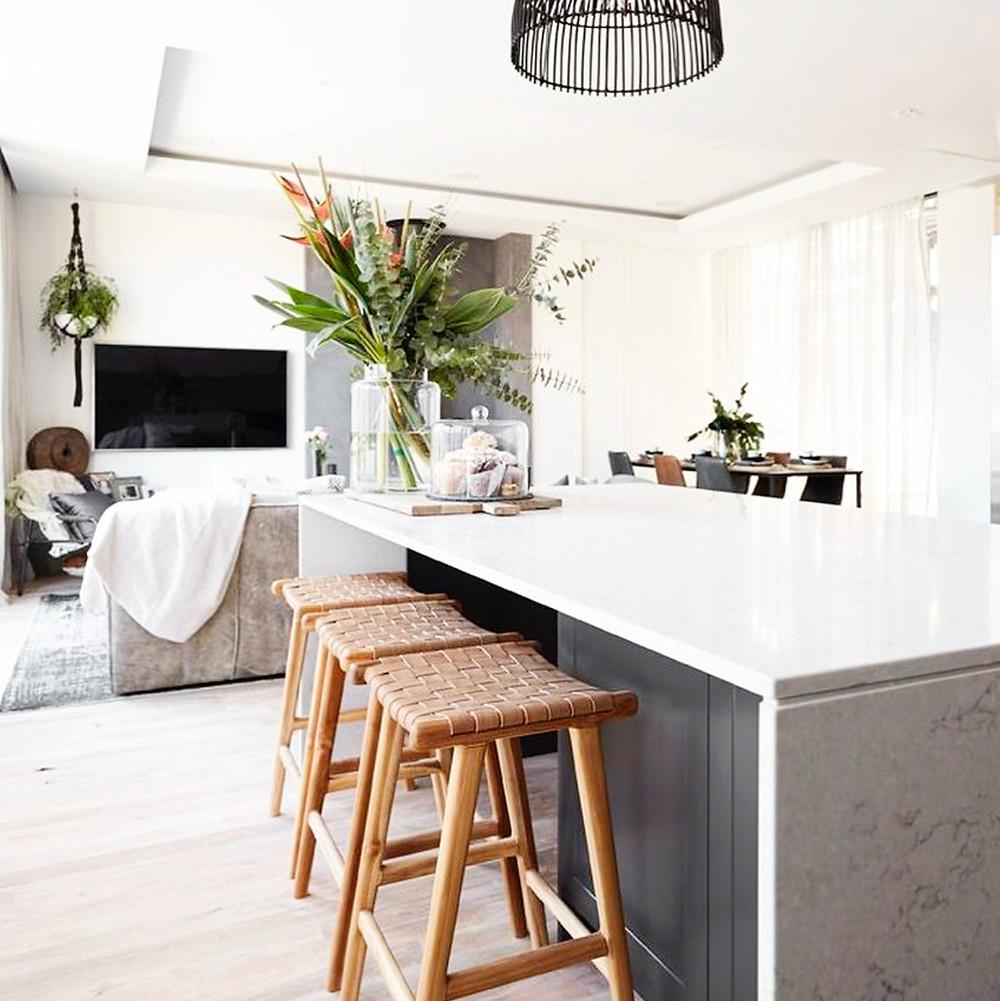 The Block 2017 - Living room & Kitchen