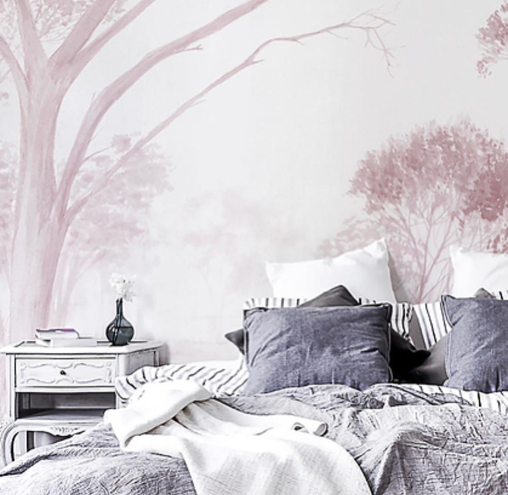 teen room wallpaper