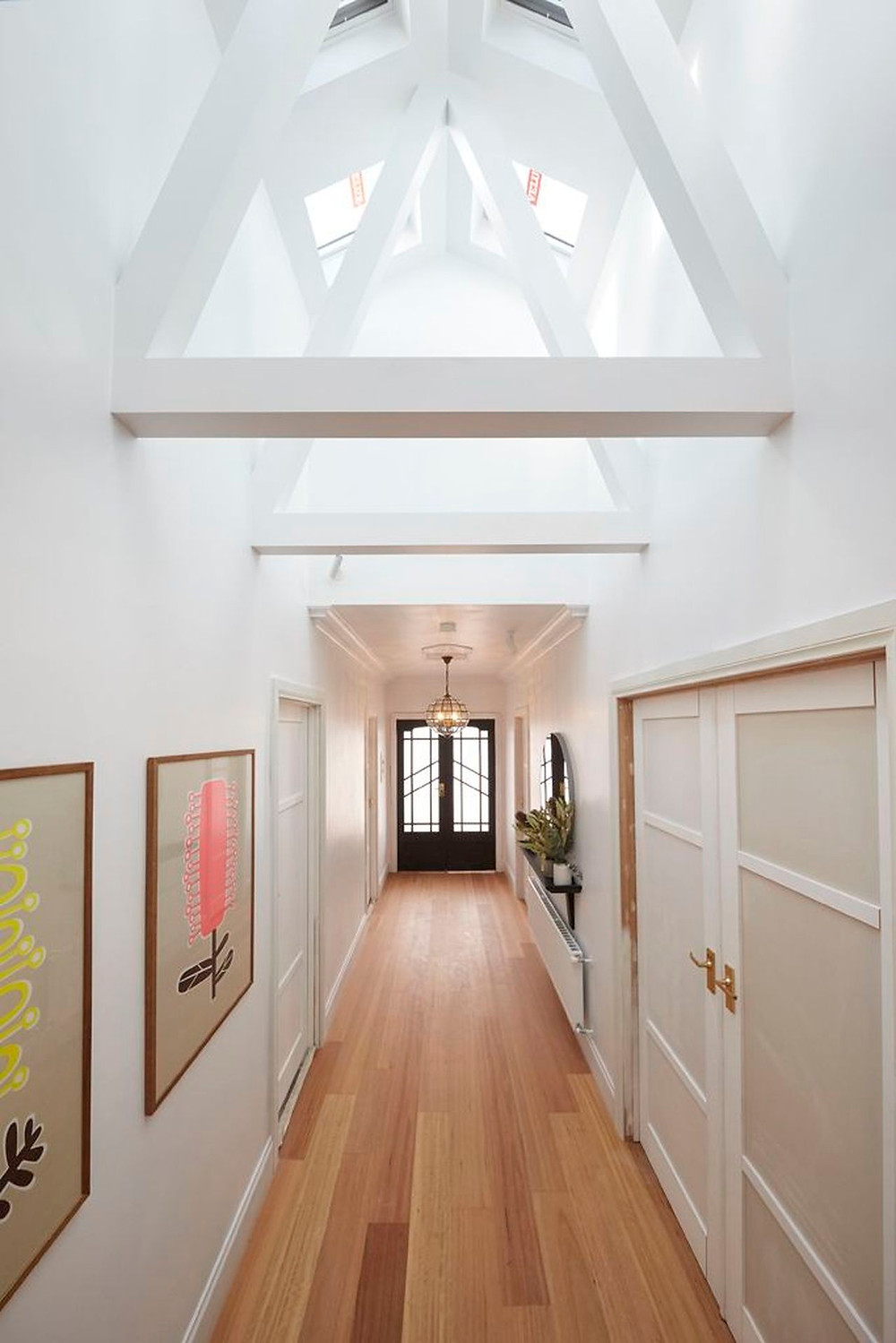 The Block - Hallway
