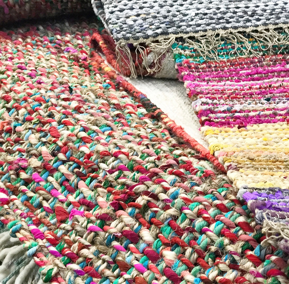 rugs & textiles