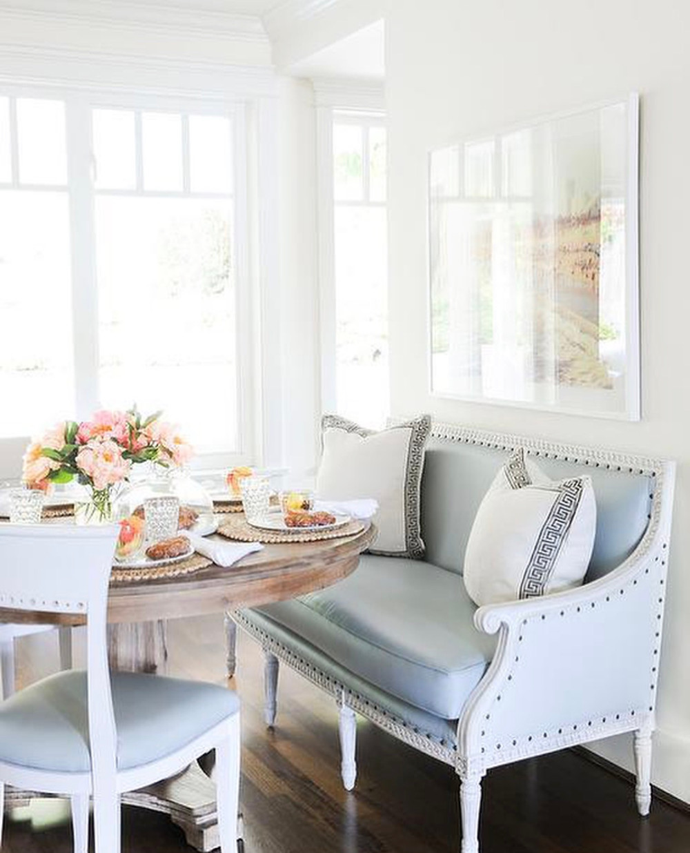 perfect dining space