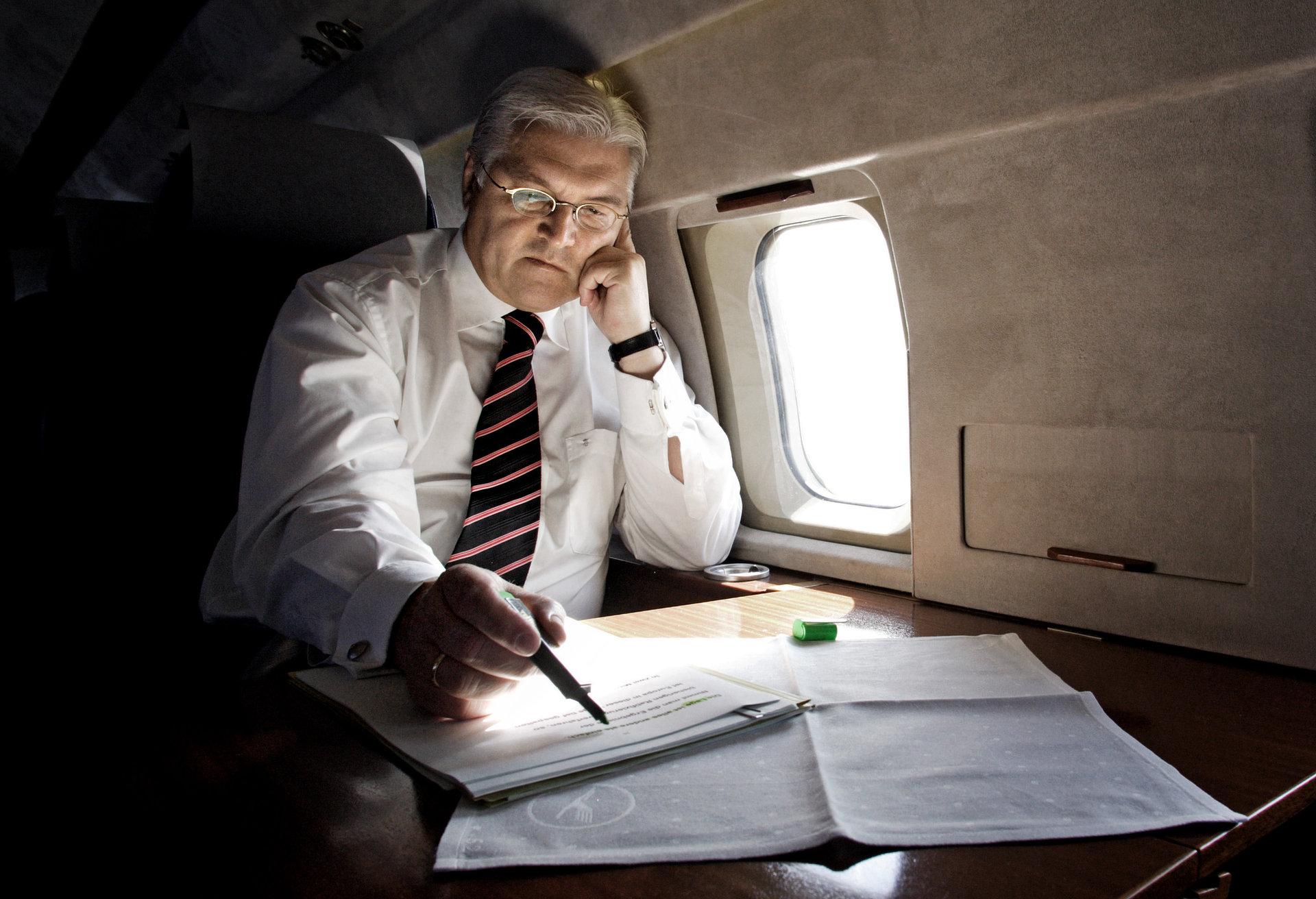 Frank-Walter Steinmeier, President o