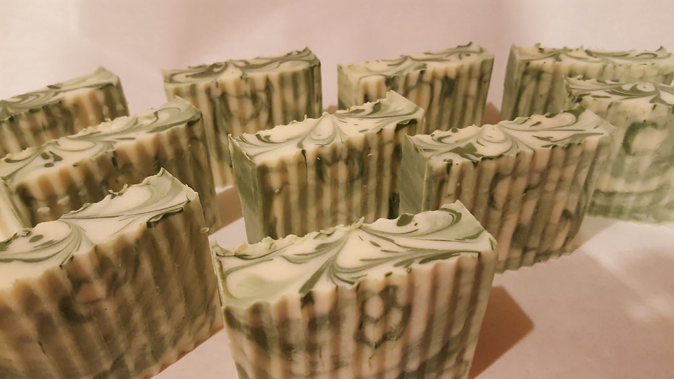Cucumber Pamplemousse - Goat's Milk Made to Order