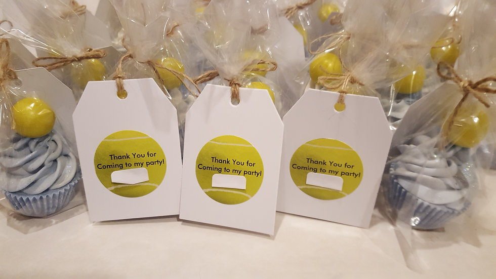 Mini Cupcake Soap Favors/Giveaways - Made to Order