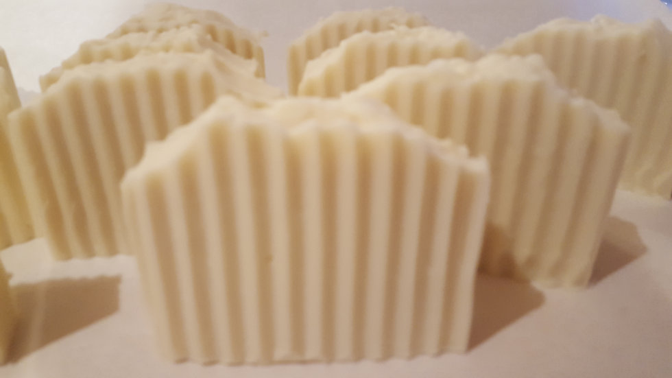 Unscented Kaolin Clay Goat's Milk - made to order