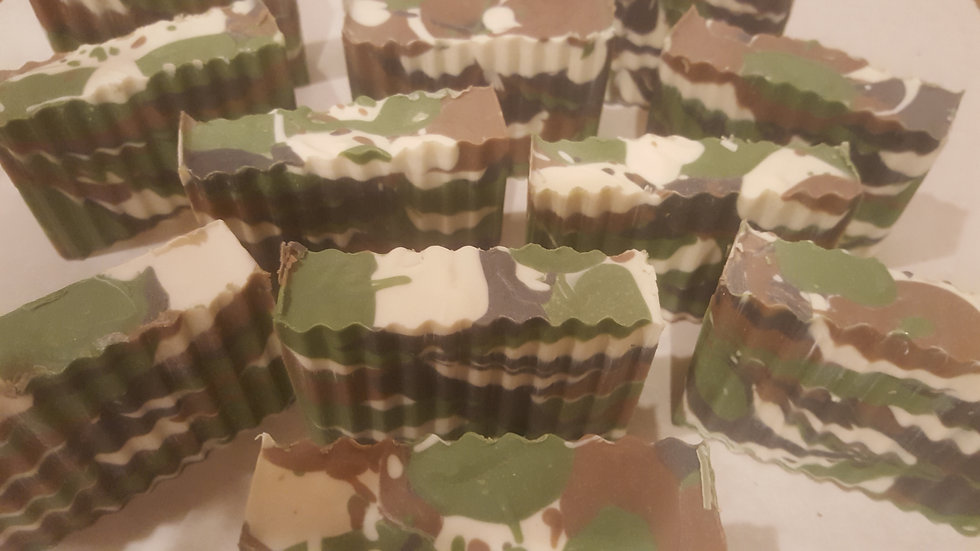 Unscented Camouflage Made to Order