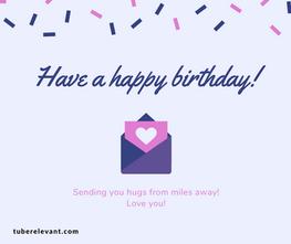 Happy Birthday Image for Son   Tube Relevant