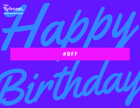 Purple Typography Happy Birthday Card.pn
