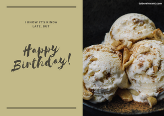 Happy Birthday Image (Cake) for Cousin | Tube Relevant