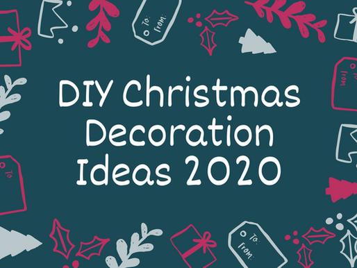 DIY Christmas Decoration Ideas 2021