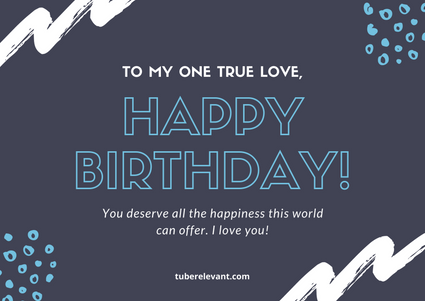 Happy Birthday love you Image for Daughter | Tube Relevant
