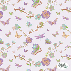 Chinoiserie lilac