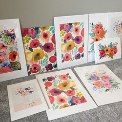 Lots of lovely prints for sale