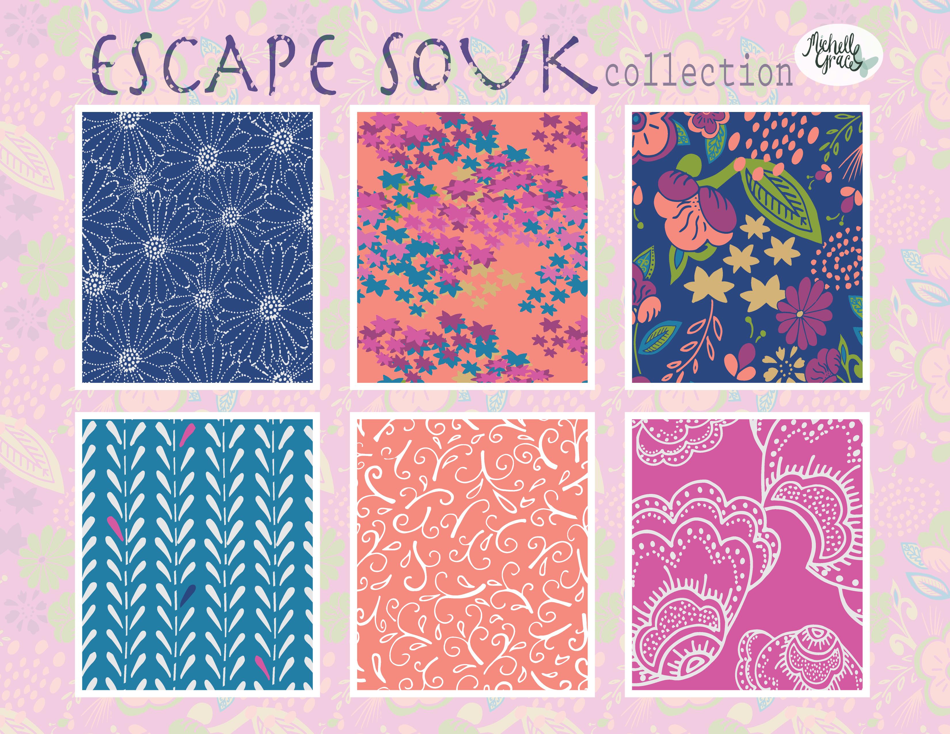 Escape Souk Collection