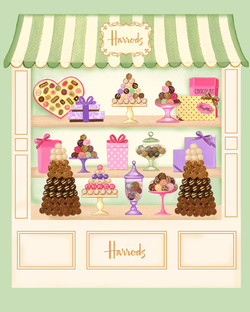 Harrods Chocolates