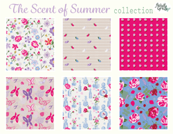 The Scent of Summer collection