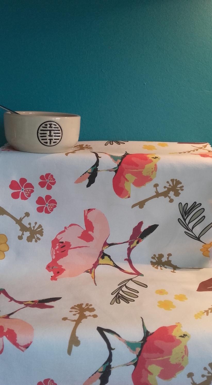 Kuka printed fabric