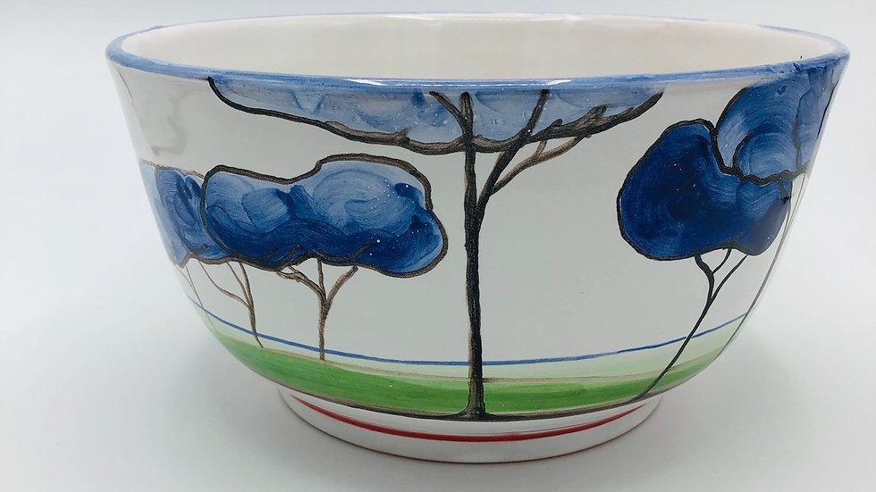 Pino Tree Bowl, Handmade in Italy