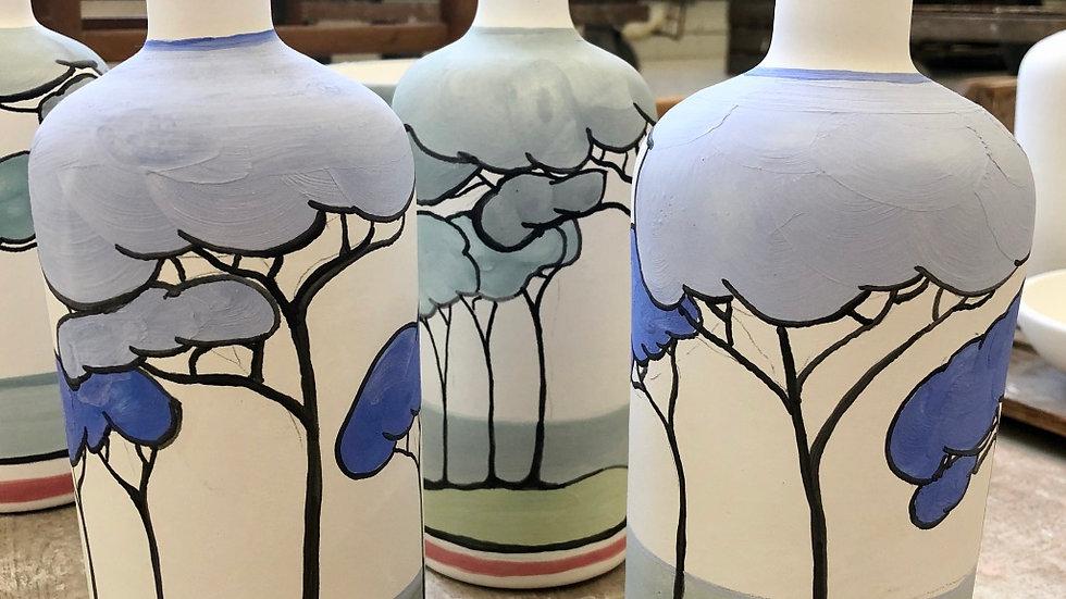 Pino Tree Carafe, Handmade in Italy