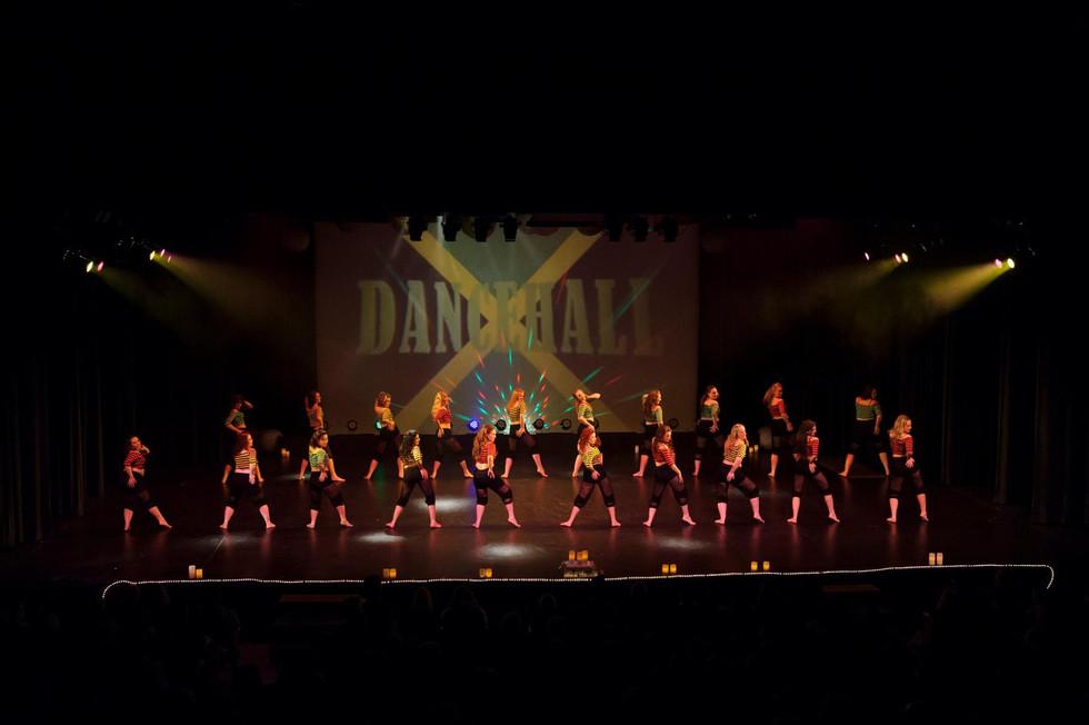 Dancehall Performance
