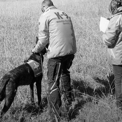 Praktischer Sachkundenachweis für Hundeführer gem. §3 NHundG