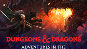 Dungeons and Dragons: Adventures in the Forgotten Realms Utah Corporate League!