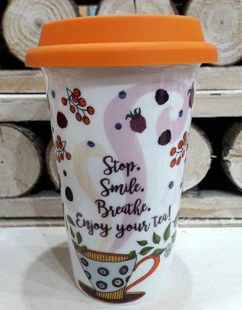 Mug Stop Smile