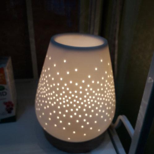 Lampada Star con spazio per olio essenziale