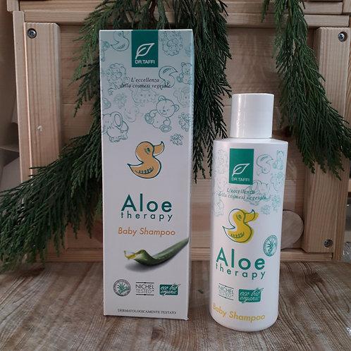 Baby shampoo Aloe Terapy