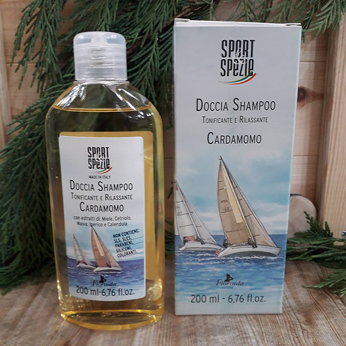 Doccia shampoo Cardamomo