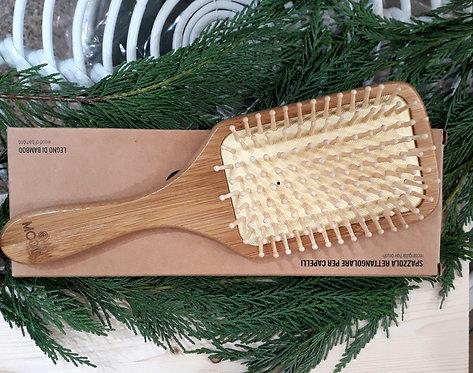 Spazzola in fibra di bamboo