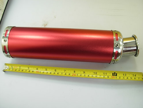Performance Muffler (Red)