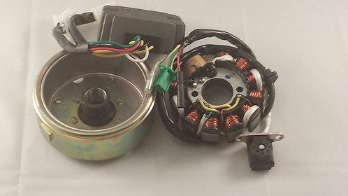11poll 7pin Regulator Kit With Magneto NYCSP0027