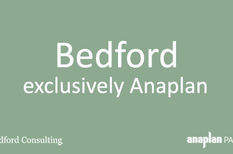 Our Anaplan Story - Bedford, exclusively Anaplan