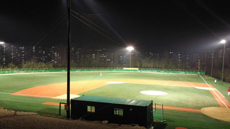 용인 사회인 야구장