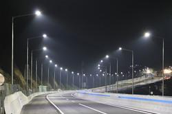 가로등주(동홍천~양양 고속도로)