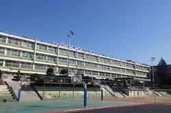 학교 조명타워(능곡 고등학교)