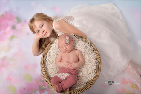 photographe geneve bebe studio siblings