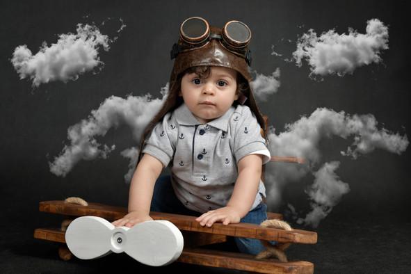 children photographer school geneva Foto