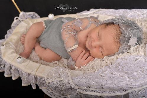 Newborn Photo Session 3h