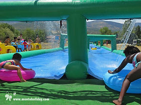 Camping en Madrid - Monte Holiday