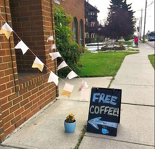Cafe at Knox