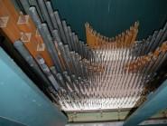 Knox Calgary Organ Photo